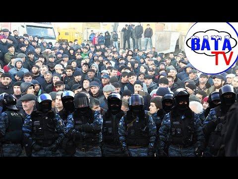 Как Россия опять митинговала