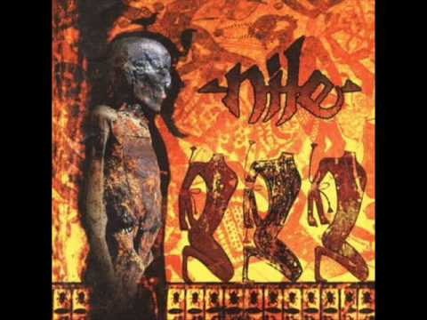 Nile - Serpent Headed Mask