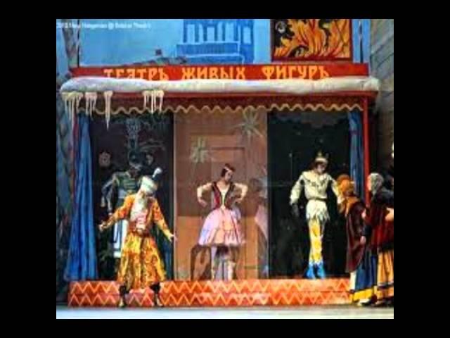 Igor Stravinsky - Petrushka - Scene 3/3 - Waltz: The Ballerina and the Moor (Rehearsal no. 140)
