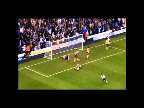 Goodbye Jermain Defoe - Tottenham Career - 2004-2013