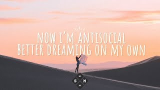 BEAUZ & Heather Sommer - Antisocial (Lyrics)