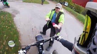 Stupid, Crazy & Angry People Vs Bikers 2017 [Ep.#220]