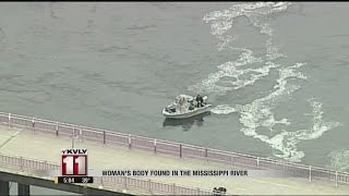 video Body found in Mississippi River is Confirmed to be Missing Student.
