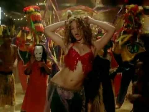 Shakira Hips Don't Lie ft Wyclef Jean Music Videos