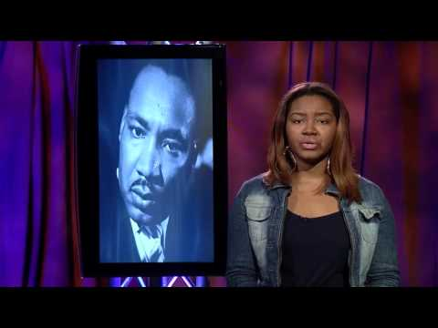 MLK Minute -  Kaylah Riley