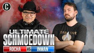 John Rocha VS Jason Inman - Movie Trivia Schmoedown Round 1
