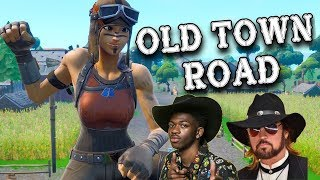 Fortnite Montage - Lil Nas X - Old Town Road (Remix)