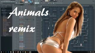 Martin Garrix - animals new remix 2016 check it out xxx video