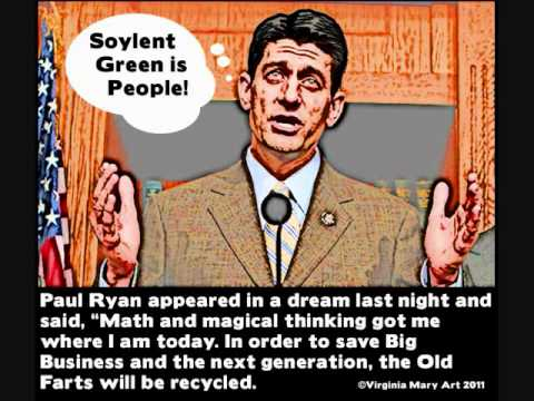 Paul Ryan votes for Iraq War, TARP and Medicare Part D