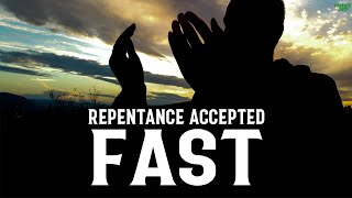 ALLAH ACCEPTS THIS PERSON'S REPENTANCE VERY FAST