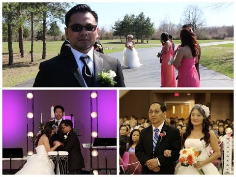 Dexter Lake Church of God Wedding || Holy + Avan