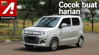 Suzuki Karimun Wagon R GS AGS Review & Test Drive
