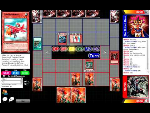 Competitive Yugioh Duels : Burning Abyss Vs Masked Heroes - Flat Out Amazing Match video