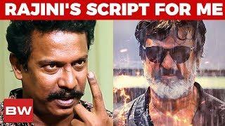 """At Kaala shooting spot Rajini sir asked me to act in his Script"" - Samuthrakani | Kaala | US 165"