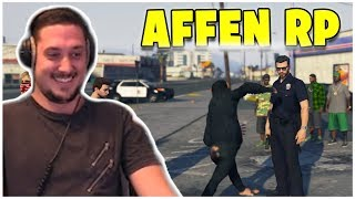 Das erste Affen RP in GTA! Best of Shlorox #74 Twitch Highlights