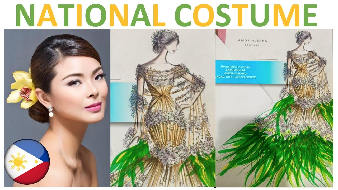 MISS PHILIPPINES - NATIONAL COSTUME - Maxine Medina - Miss Universe Philippines 2016