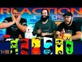 """Young Justice 1x18 REACTION!! """"Secrets"""""""