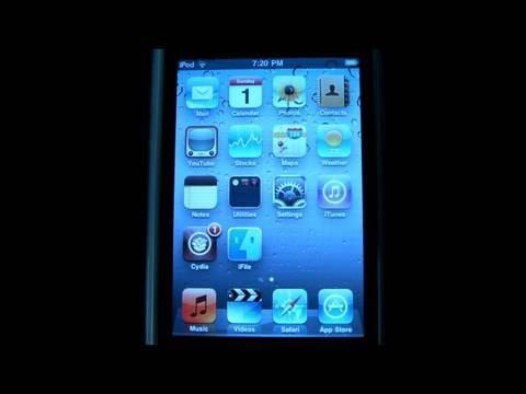 Enable Homescreen Wallpaper and Multitasking on iPhone 3G and iPod ...