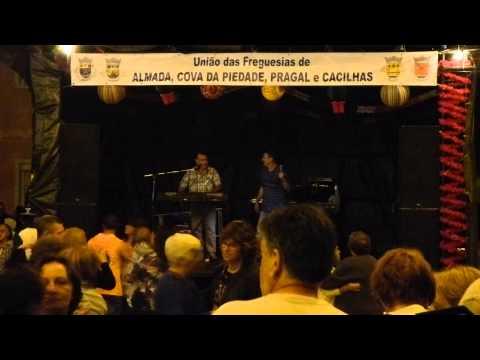 Duo Musical Vitor Ginja & Beto no Pragal, 9 de Junho de 2014