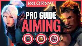 VALORANT | Aiming Guide & Tricks From A Pro FPS Coach
