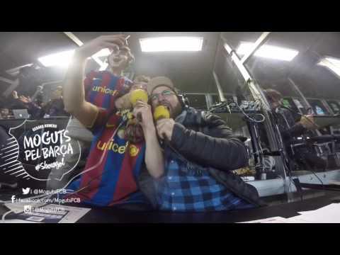 GOL de la REMUNTADA de Sergi Roberto, Barça 6 PSG 1 - Moguts pel Barça