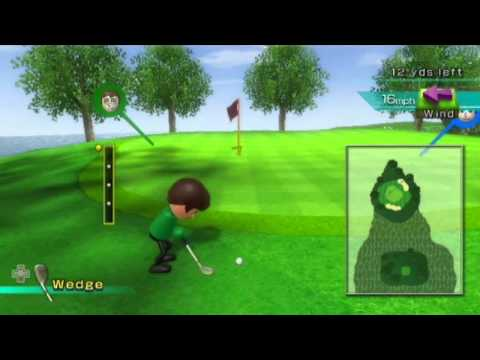 Wii Sports – Tennis, Baseball, & Golf
