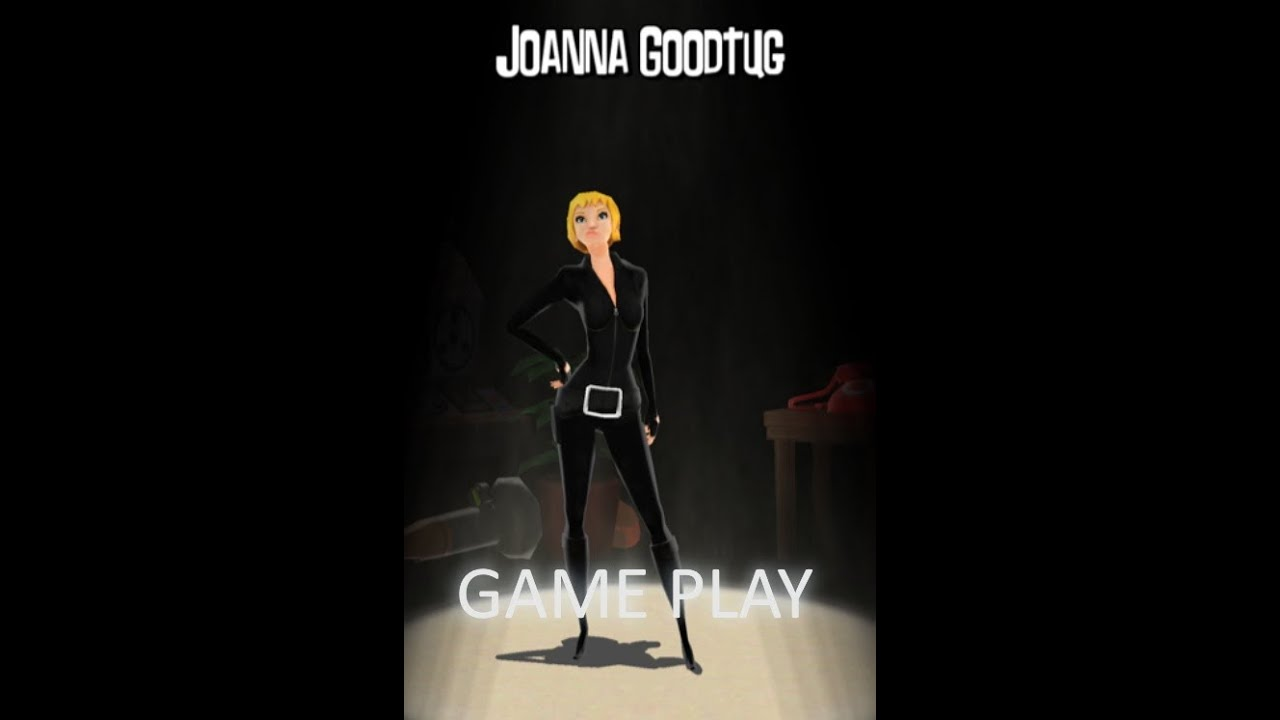Agent Dash Gameplay Agent Dash | Joanna Good Tug