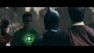 Justice League Trailer (Fan Made)