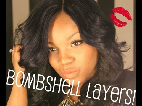 How to: Layer your weave / u-part wig