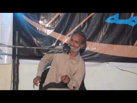 Molana Ghulam Qamar Ansari 2th Muharram 2018