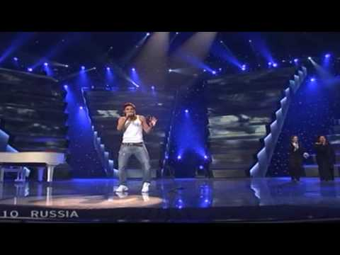 Dima Bilan - Never Let You Go (Russia - Final - Eurovision Song Contest 2006)