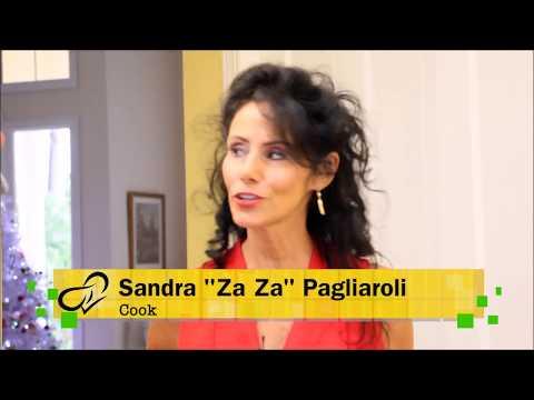 Great Neighborhood Cooks TV Show - Sandra Pagliaroli Segment