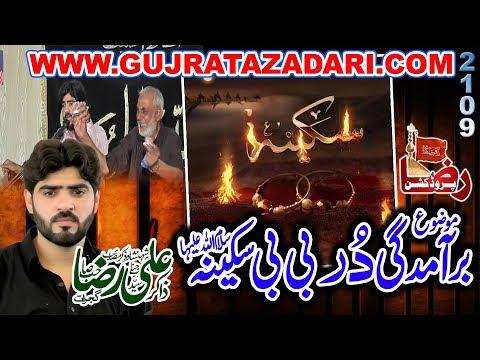 Zakir Syed Ali Raza Shah ( Bibi Sakina AS ) 2019 Raza Production
