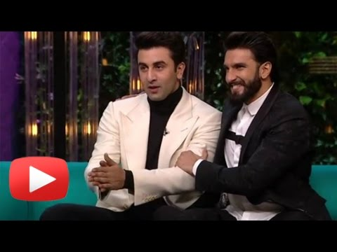 WATCH Ranbir Kapoor - Ranveer Singh Koffee With Karan Season 5 Episode 4 | Best Moments