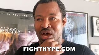 "SHANE MOSLEY LEGENDARY PACQUIAO VS. THURMAN BREAKDOWN; SAYS PACQUIAO ""MAY BE ABLE TO STOP HIM"""