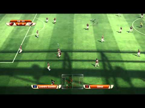 Gameplay Pes 10 brazukas 1.9v