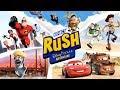 Rush: A Disney Pixar Adventure All Cutscenes (Game Movie) 4K Ultra HD