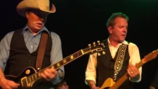 Honey Bee (Tom Petty cover) - Kiefer Sutherland - Buffalo, NY 5/16/16