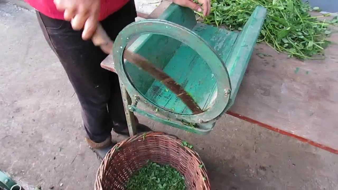 Приспособление для резки травы своими руками 27