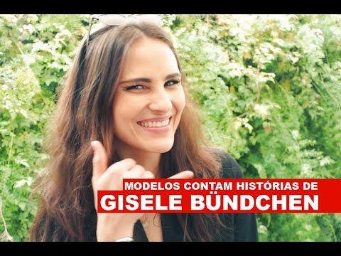 Tops contam histórias de Gisele Bündchen!