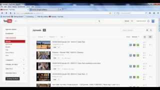 """HOW TO DELETE """"DUPLICATE OR REJECTED"""" VIDEO ON YOUTUBE- 2014 