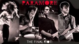 Paramore: For A Pessimist, I