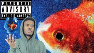 Vince Staples - BIG FISH THEORY First REACTION/REVIEW