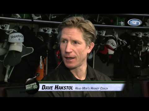 North Dakota Hockey with Dave Hakstol 2-3-15
