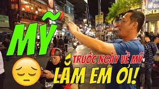 [Trước ngày về Mỹ CÀY CUỐC] Việt Kiều Houston tha thiết  khám phá con phố này  |  Guide Saigon Food