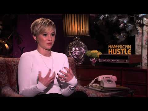 AMERICAN HUSTLE Interviews: Jennifer Lawrence, Christian Bale, Bradley Cooper and Amy Adams
