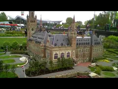 Road Trip Europe, Day 4: Madurodam, the smallest city in the world