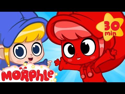 Morphle Morphs Into Mila - My Magic Pet Morphle | Cartoons For Kids | Morphle TV | BRAND NEW
