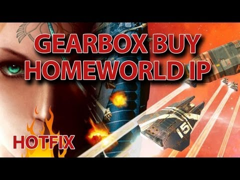 Gearbox Buy Homeworld... HOTFIX