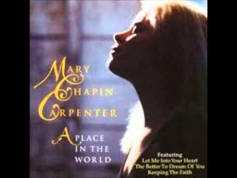 Mary Chapin Carpenter - I Want To Be Your Girlfriend